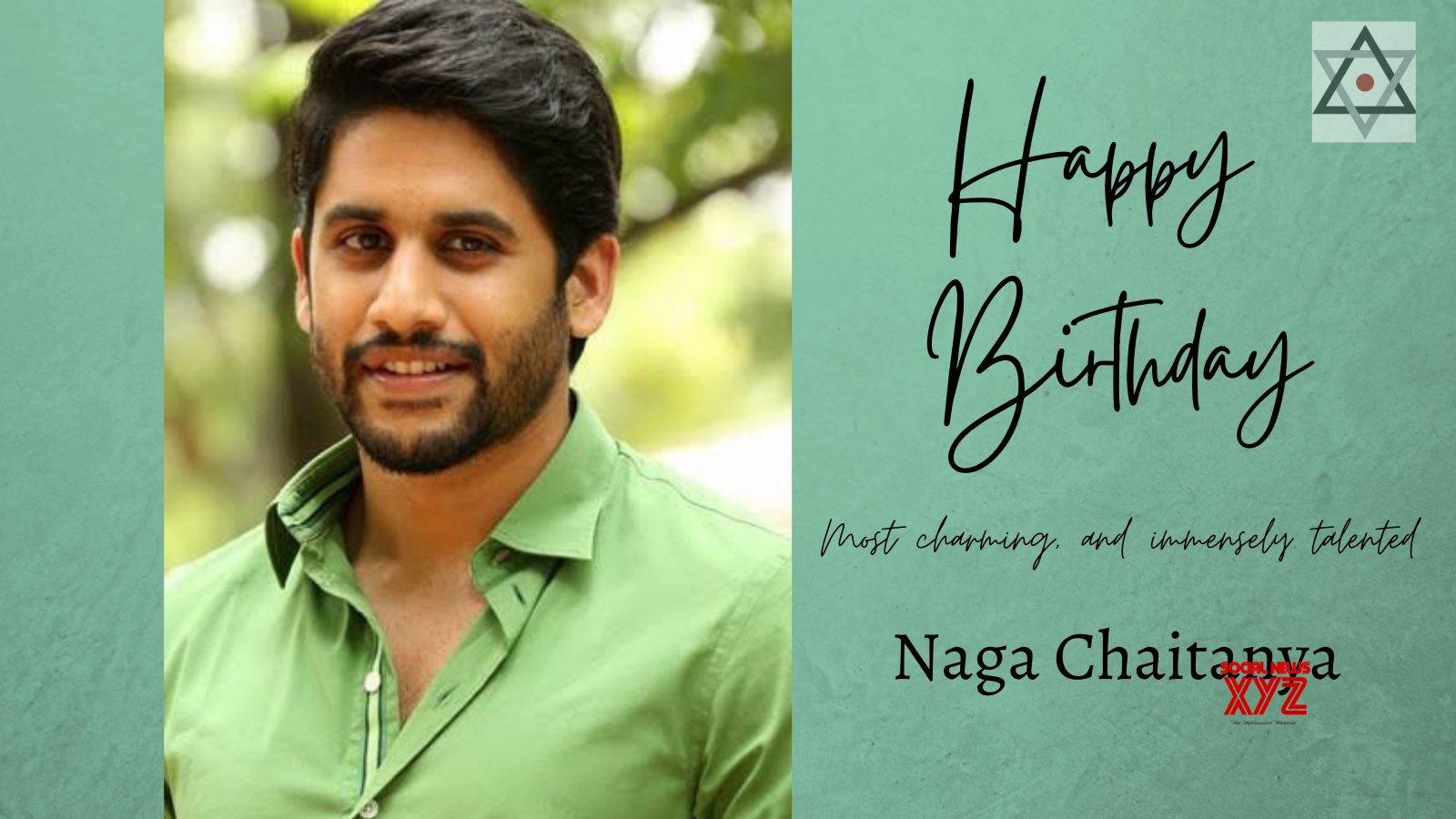 Naga Chaitanya Birthday 2020 Posters