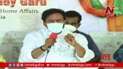 NTV: Kishan Reddy Fires On TRS Party Over Hoardings in Hyderabad (Video)