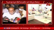 NTV: BJP Operation Akarsh: MoS Kishan Reddy Meets Former Council Chairman Swamy Goud (Video)