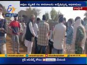 80 cows die unexpectedly in Rajasthan's Churu  (Video)