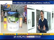 Electronic Items Sales Jump Over Festive Season | LG Electronic India Consumers Appliances  (Video)