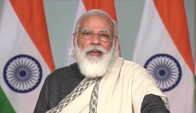 Modi condoles death of ex-J&K Governor Jagmohan