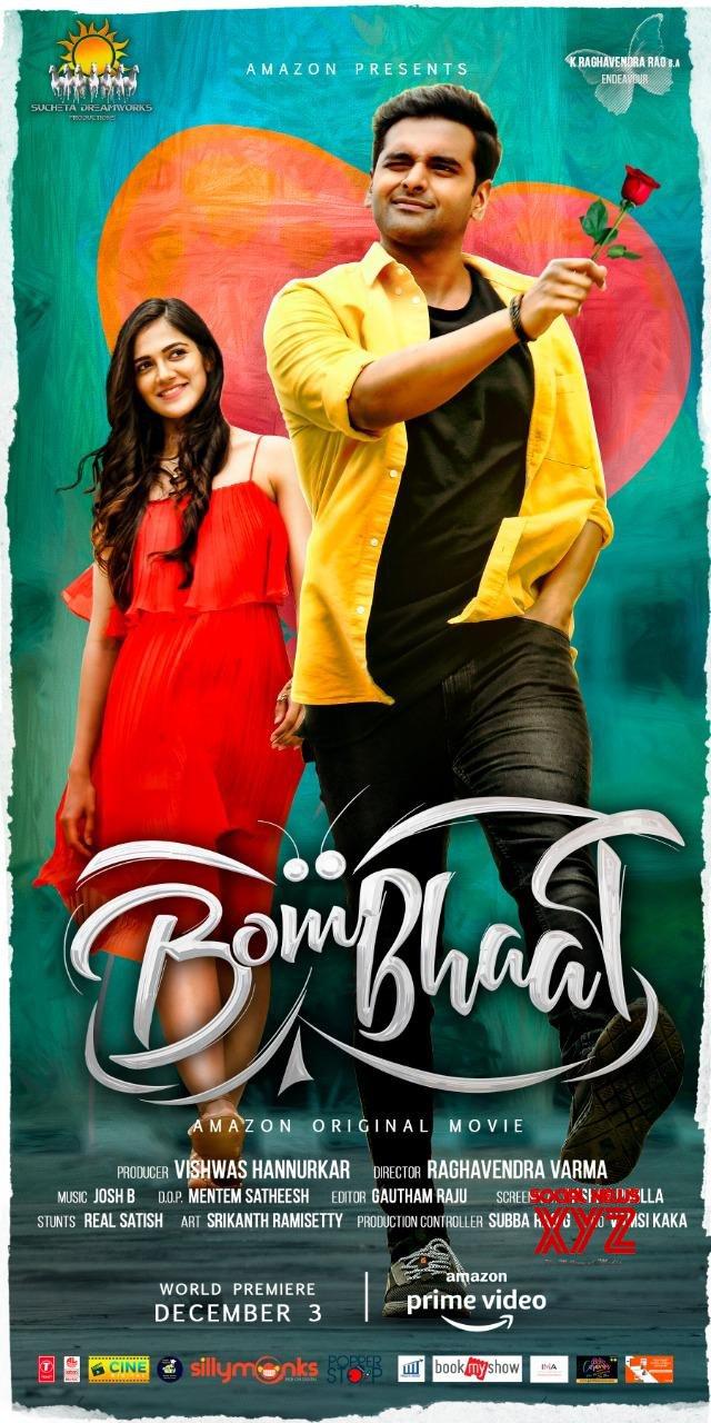 Bombhaat (2020) Telugu AMZN WEB-DL x264 AAC ESUB