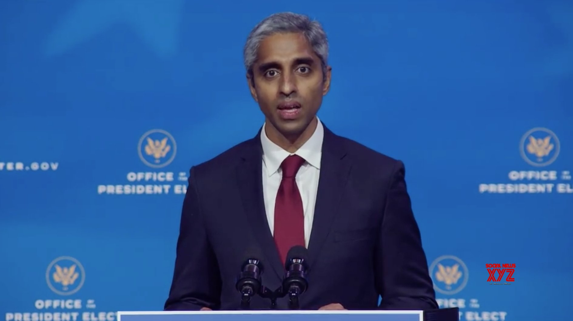 Senate confirms Vivek Murthy as US Surgeon General
