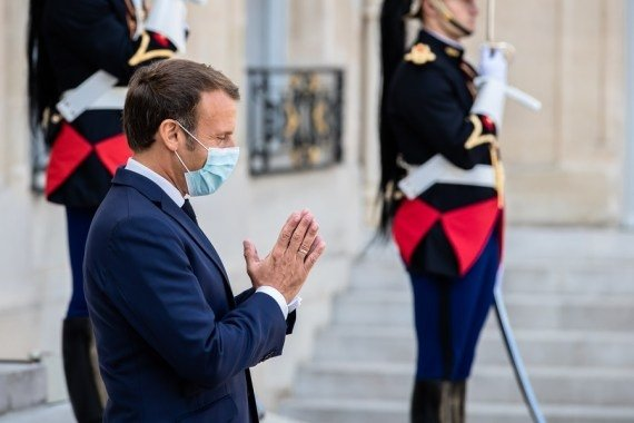 Macron urges European sovereignty ahead of G7, NATO summits