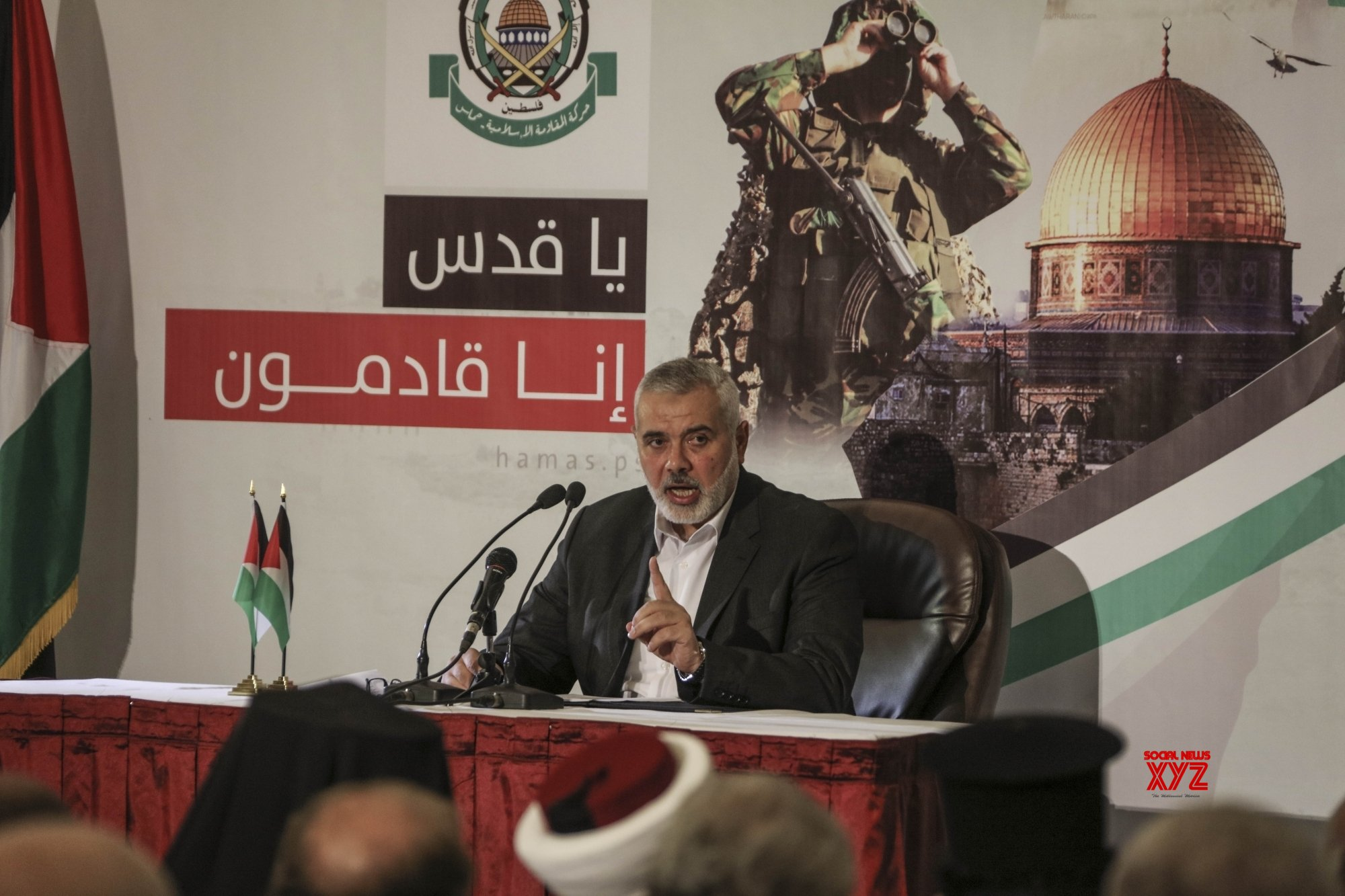 Hamas agrees to hold elections in Palestine