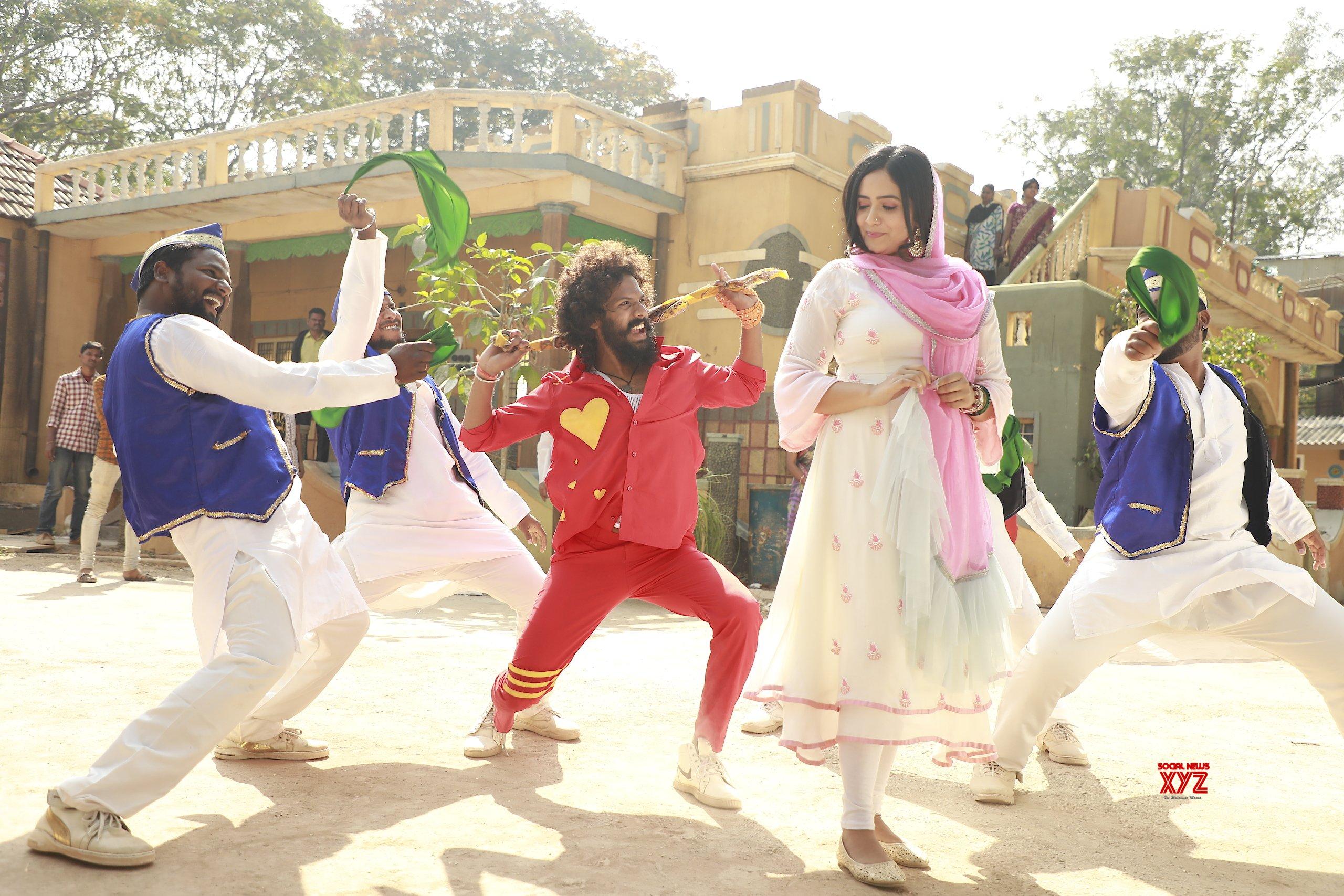 Supreme Hero Saitej Releases 2nd Song Noorja from Lingoccha