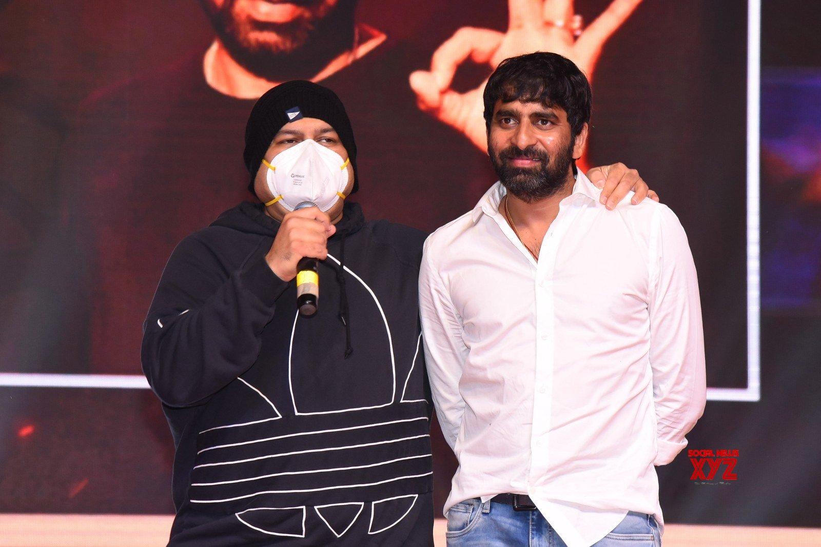 Ravi Teja's Krack Movie Success Celebrations At Vizag Gallery Set 4