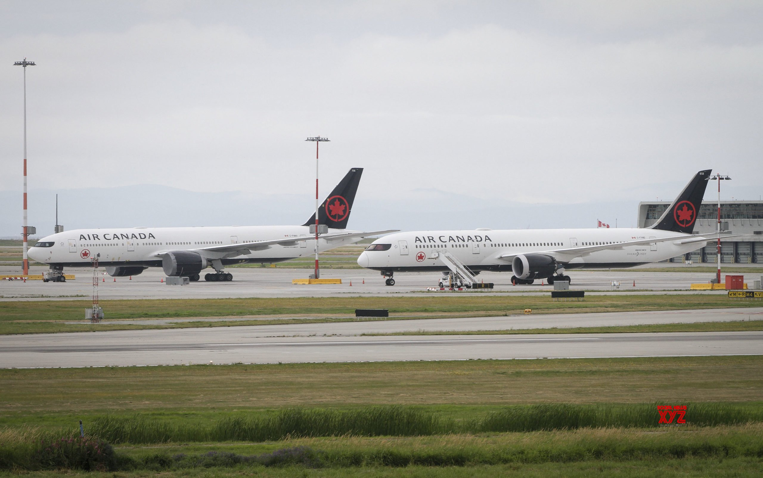 Air Canada lays off 1,700 employees