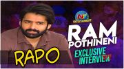 Ram Pothineni Exclusive Interview About RED Movie (Video)