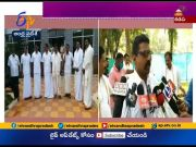 Festval | Police in Traditional Dress For Celebrate Sankranti | In Kadapa  (Video)