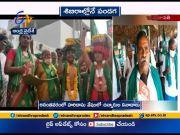 394th Day | Amaravati Farmers Protest Against | YCP Govt  (Video)