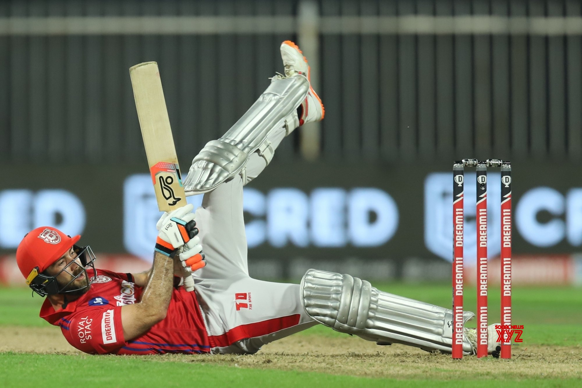 IPL 2021: Maxwell's all-round show, Harshal's hat-trick power RCB to 54-run win