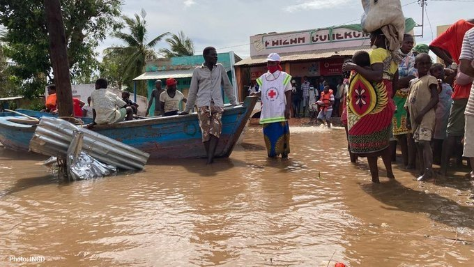 Cyclone Eloise kills 6, displaces 8,300 in Mozambique: UN
