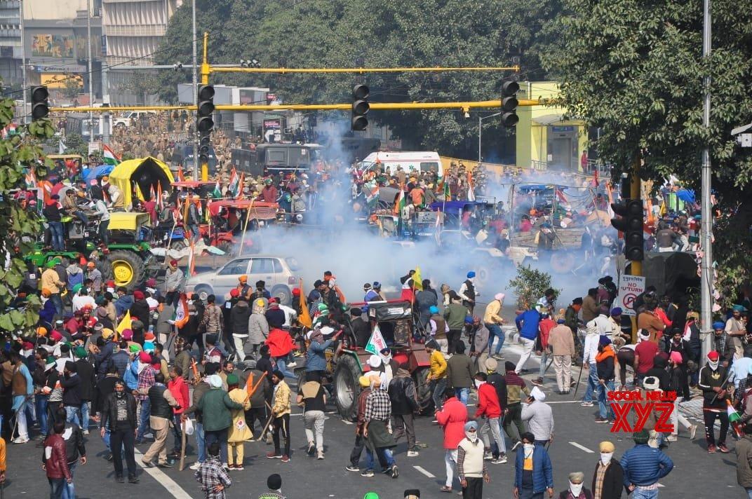 Tractor rally violence: Medha Patkar, Yogendra Yadav among 37 named in FIR