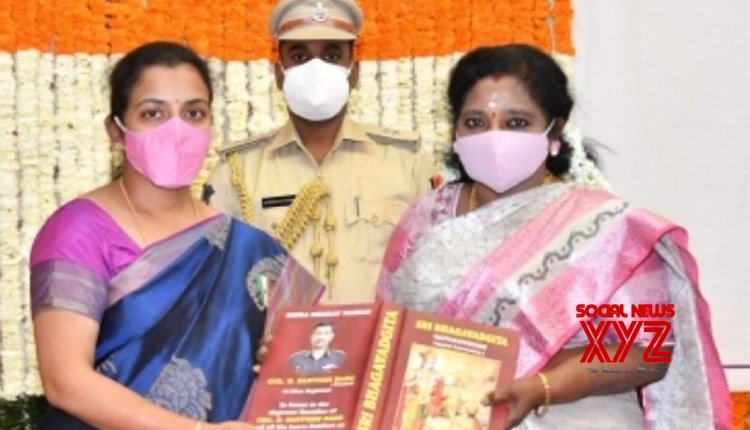 Telangana Governor Felicitates Republic Day Awardees