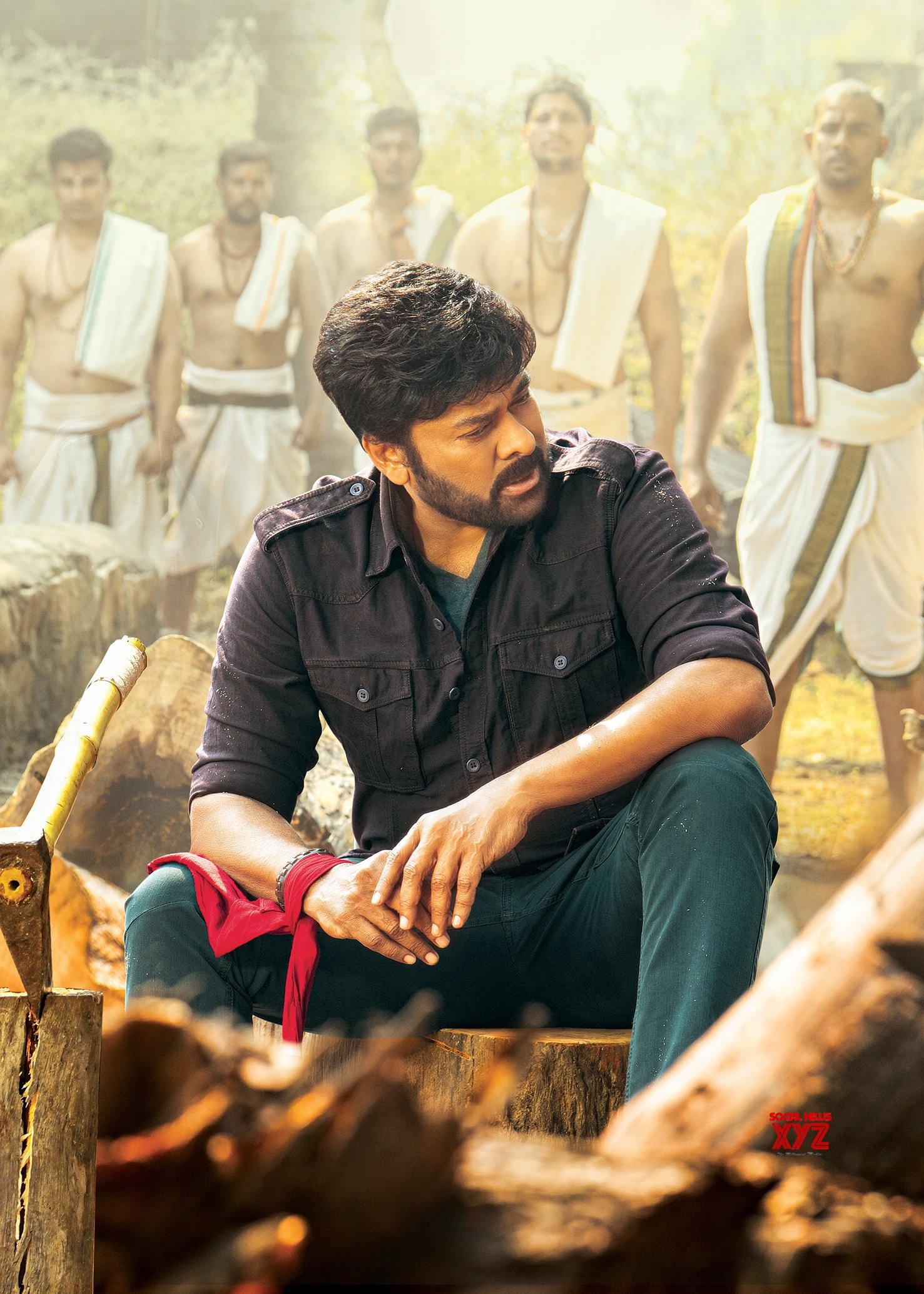 Teaser of Megastar Chiranjeevi-Koratala Siva's 'Acharya' creates a sensation, Film to release worldwide on May 13
