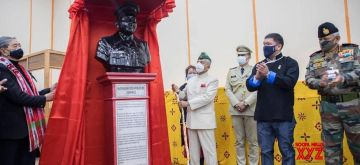 Memorial in AP for Major Khathing who set up Indian control over Tawang 70-yrs ago