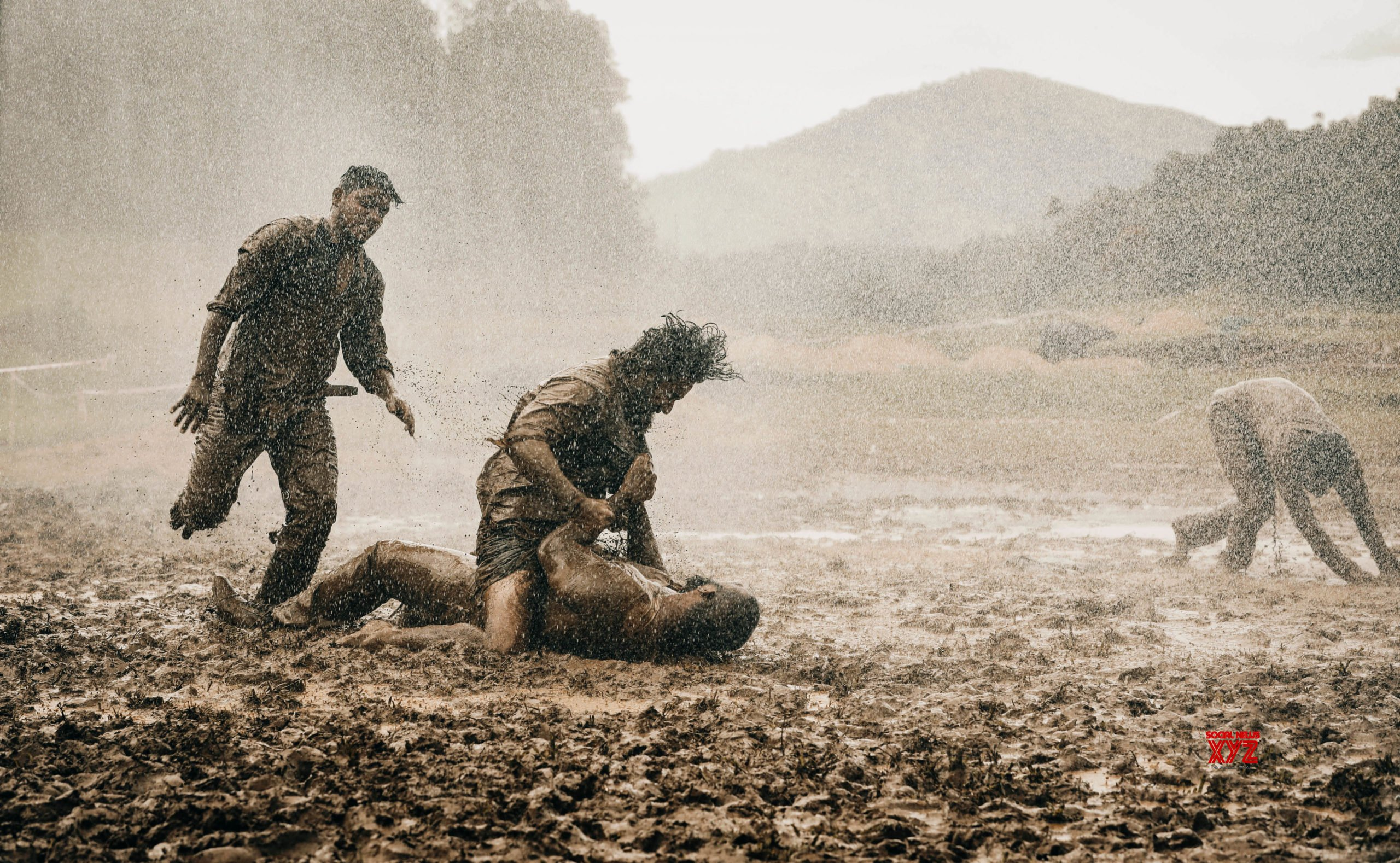 India's First Mud Race Movie Muddy Releasing In 5 Languages