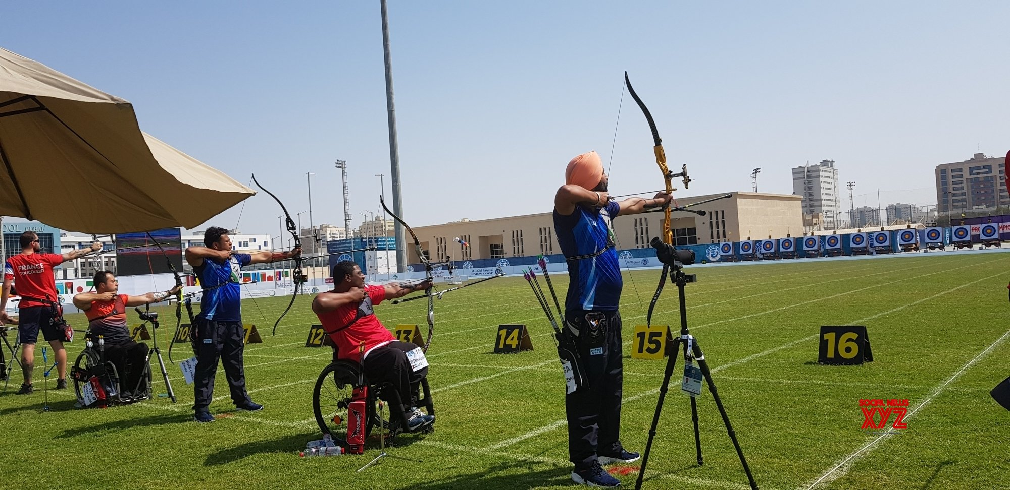 Fazza World Ranking: Indian para archers begin on strong note