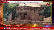 NTV: Bridge Collapses in Nellore District, Villagers Face Troubles (Video)
