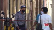 Cuba closes some Havana streets to slow virus spread (Video)