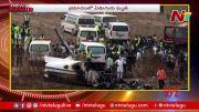 NTV: Nigerian Military Plane crashes near Abuja airport, Seven Lost Life (Video)