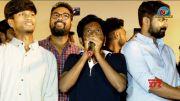 Uppena Movie Team Theater Coverage At Karimnagar (Video)