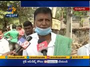Govt Taking Our Land For Plots | Patha Ganeshunipadu Farmers at Guntur SP Office  (Video)