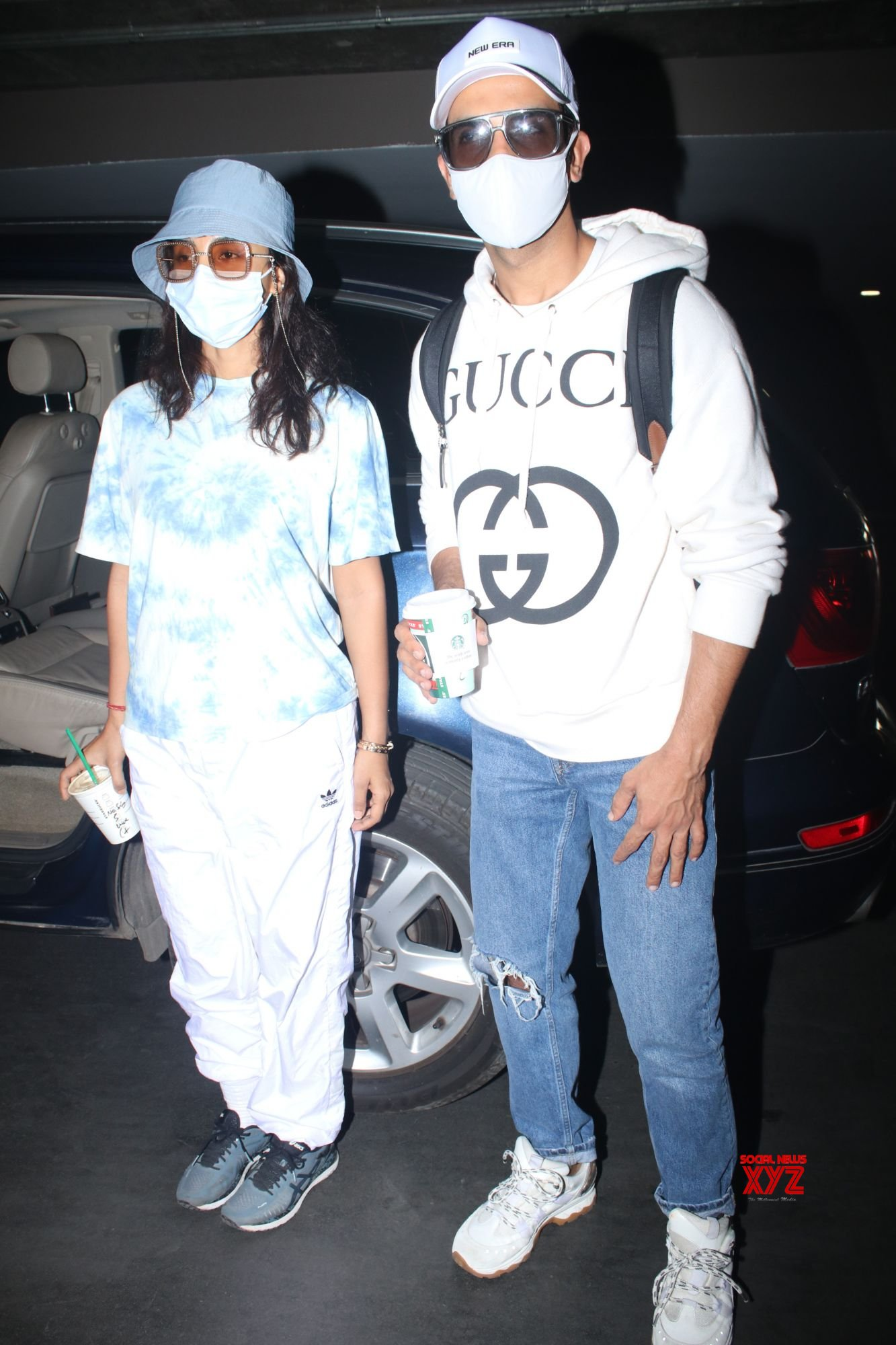 Rajkummar Rao And Patralekha Spotted At Airport Arrival - Gallery
