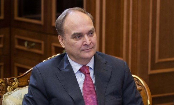 Russian envoy's return depends on US policy: Official