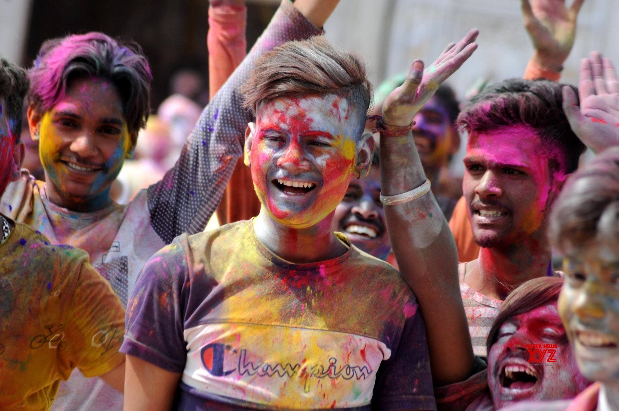 Holi reminds us of the value of turmeric during the Covid-19 pandemic