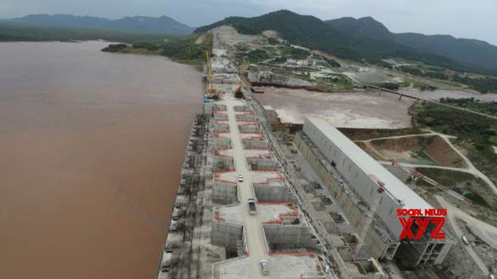 All options open regarding Nile dam: Sudan