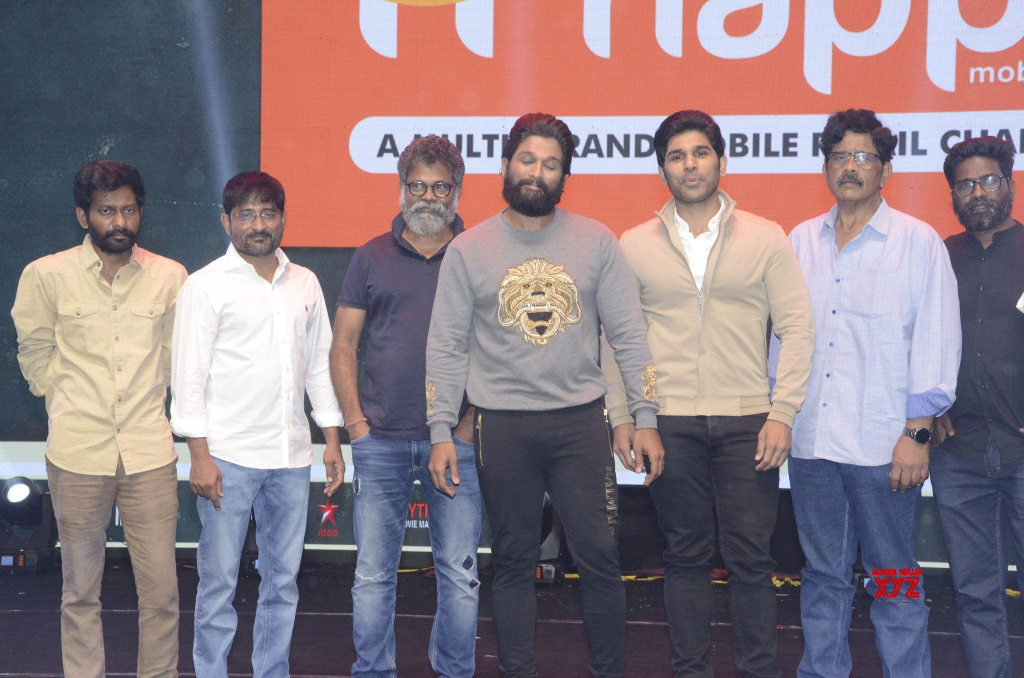 Allu Arjun's Pushpa Movie Introducing Pushpa Raj The First Meet Event Gallery Set 3