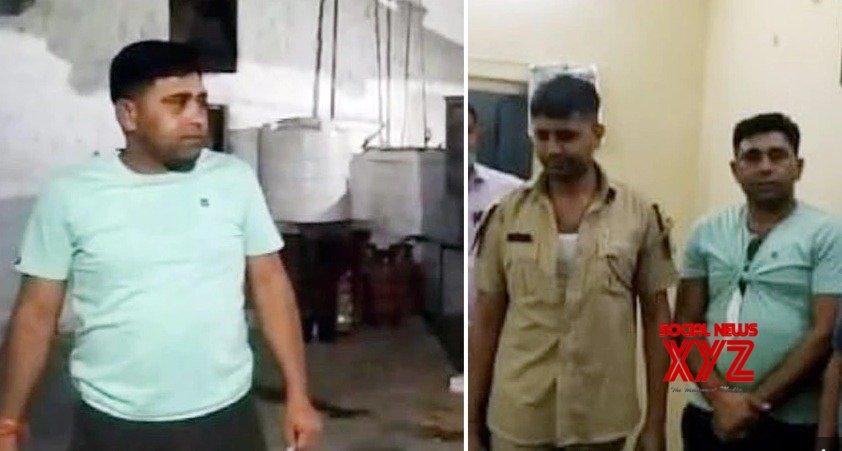 CCTV footage reveals staff connivance in prisoners' escape from Raj prison