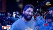 Allu Arjun Entry At Introducing Pushpa Raj - The First Meet (Video)