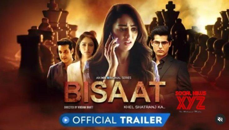 Sandeepa Dhar, Omkar Kapoor in Vikram Bhatt's new show 'Bisaat'