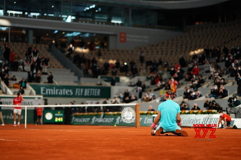 Free Photo:French Open postponed by a week due to Covid - 19 #Gallery