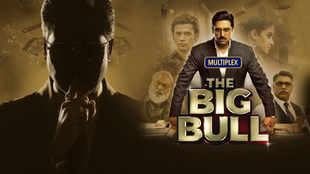 Abhishek Bachchan's The Big Bull is now streaming on Disney Plus HotStar