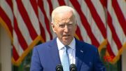 "Biden takes action on gun violence ""epidemic"" (Video)"