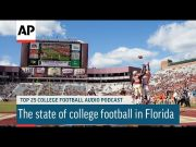 The state of college football in Florida (Video)