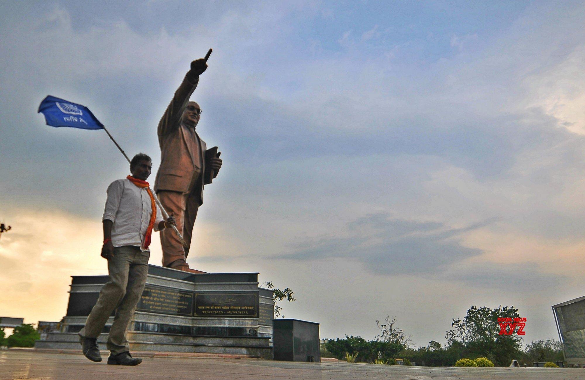 UP BJP to celebrate Ambedkar Jayanti as 'Samrasta Diwas'