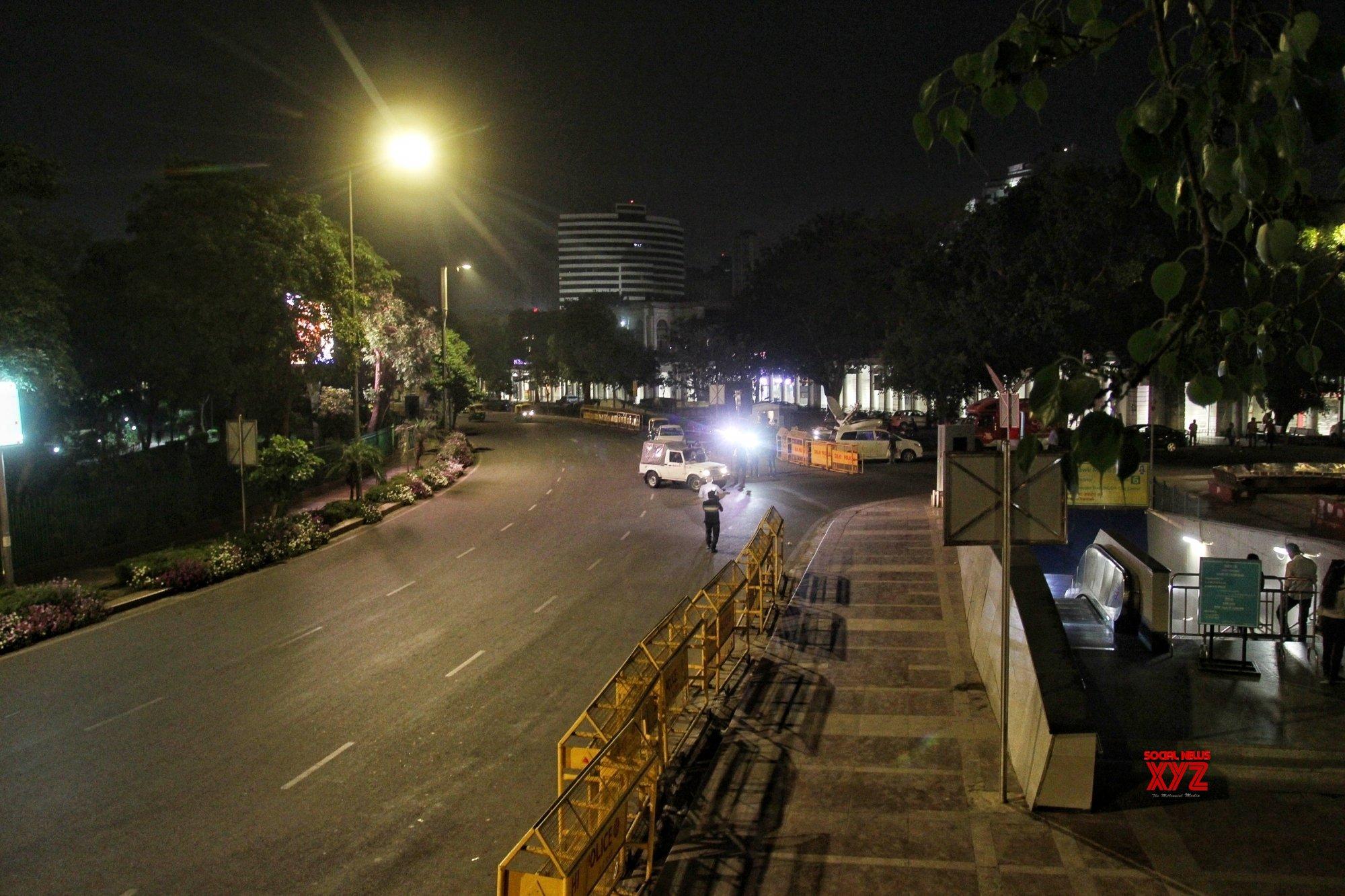 Night curfew hampering weddings, business in capital