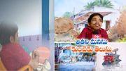 Physically Handicapped Drawing Paintings at Karnataka  (Video)