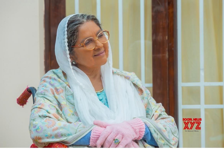 Neena Gupta on complex prosthetic process behind her look in 'Sardar Ka Grandson'