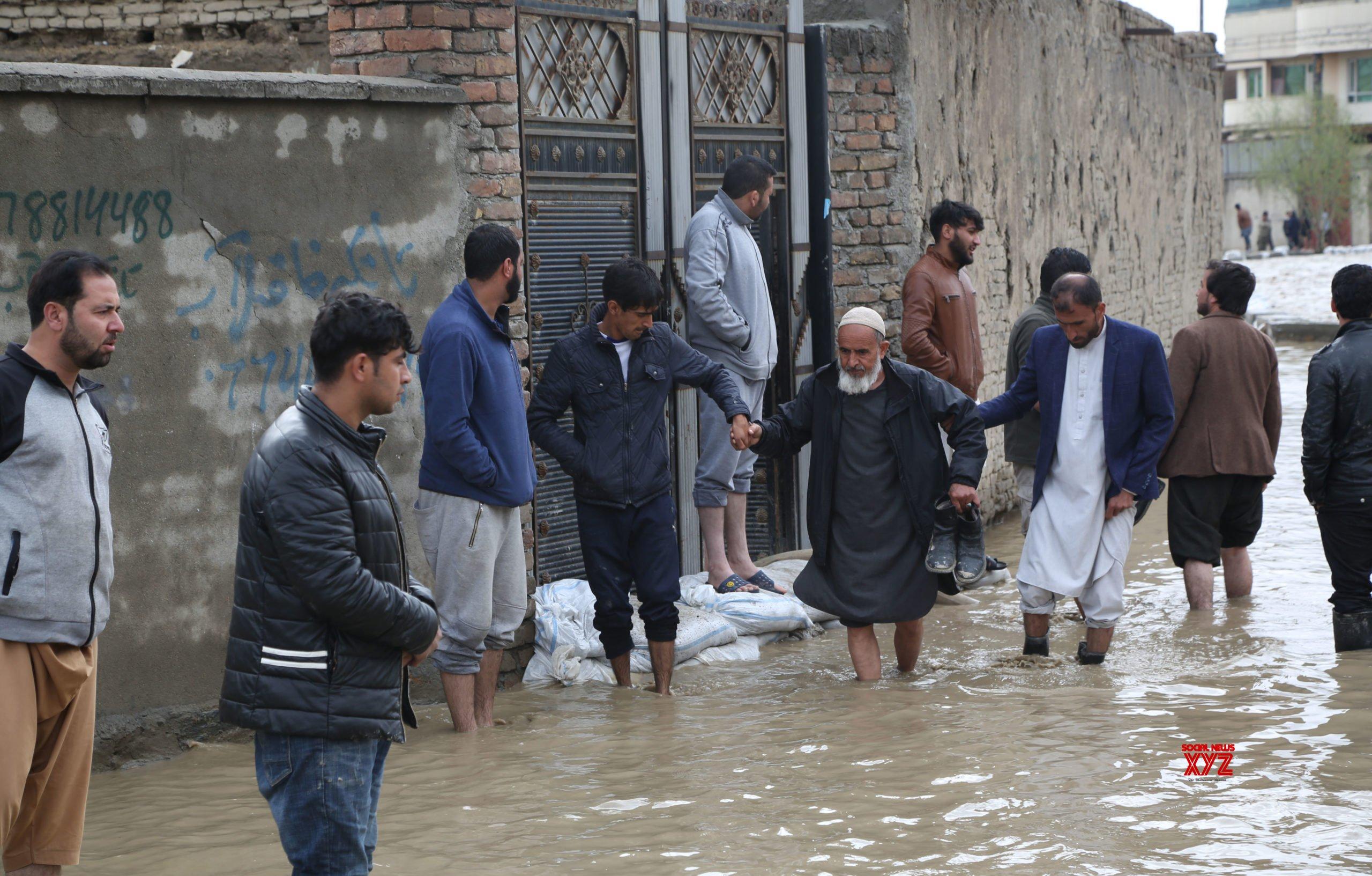 12 killed in Afghanistan floods