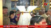 NTV: Coronavirus Second Wave Impact On Tirumala Hundi Collections (Video)