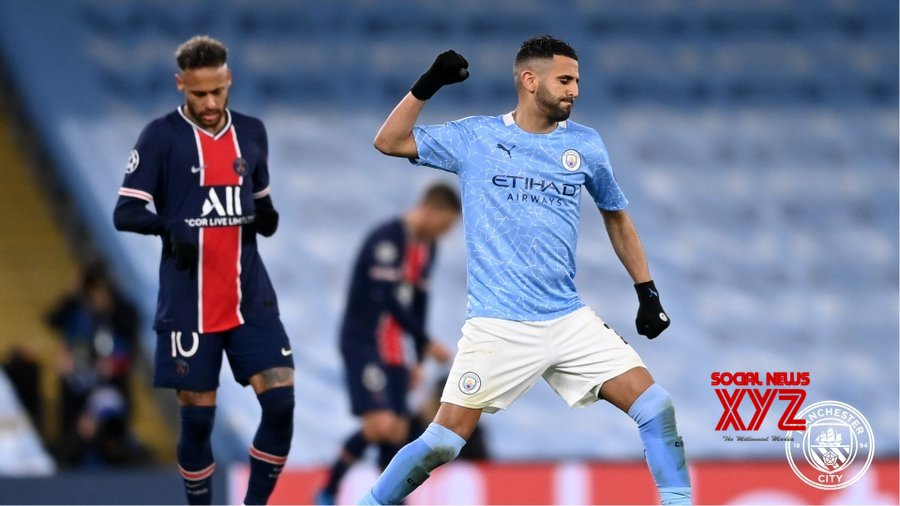 City reach maiden Champions League final with 4-1 win over PSG