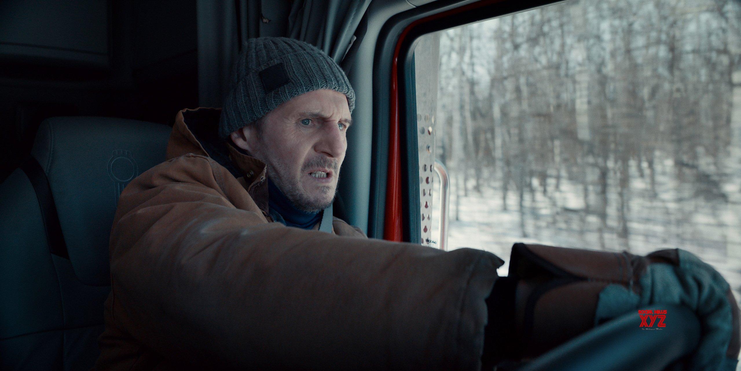 The Ice Road Movie New HD Stills