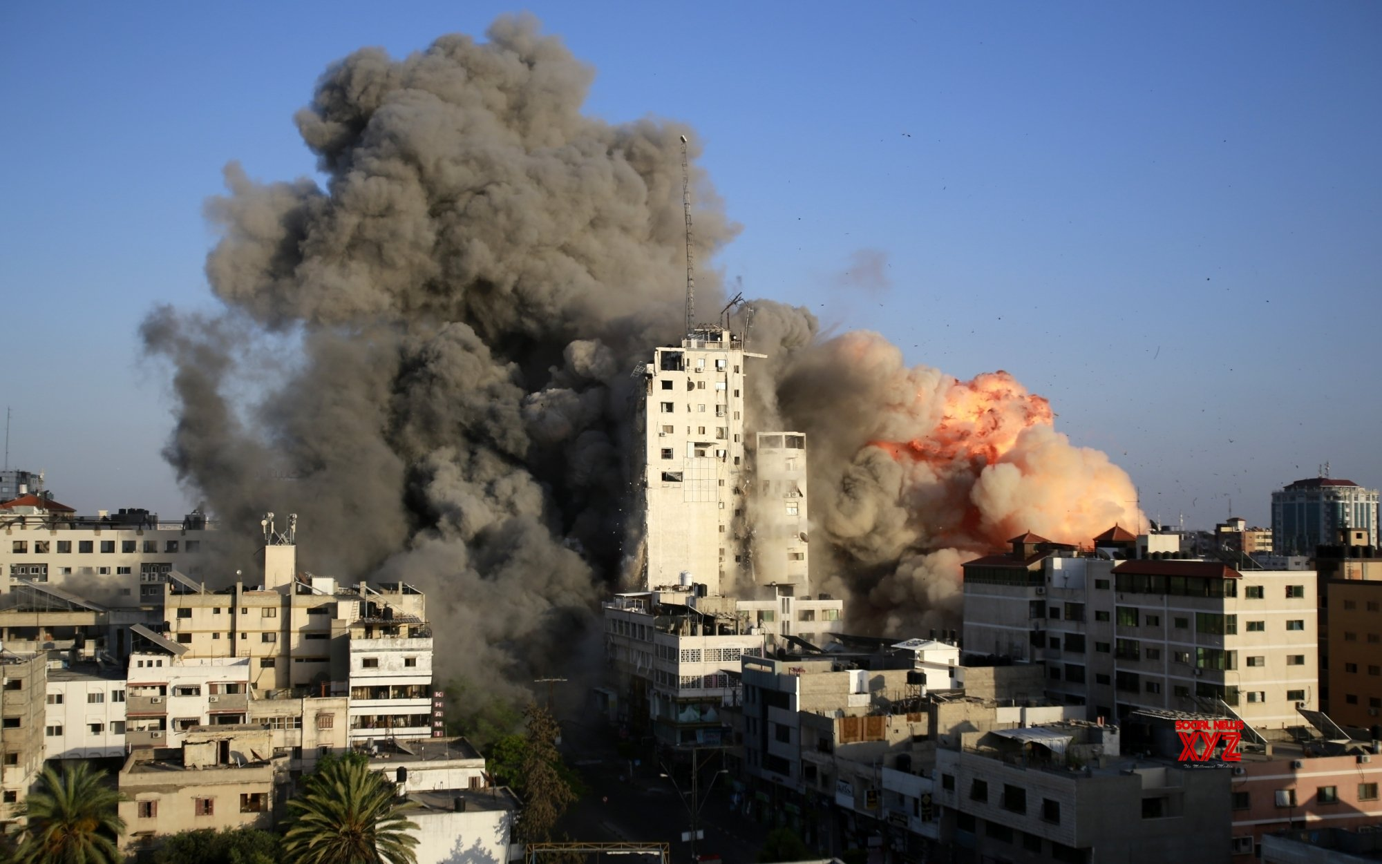 Egypt-brokered ceasefire between Israel-Hamas comes into effect - Social  News XYZ